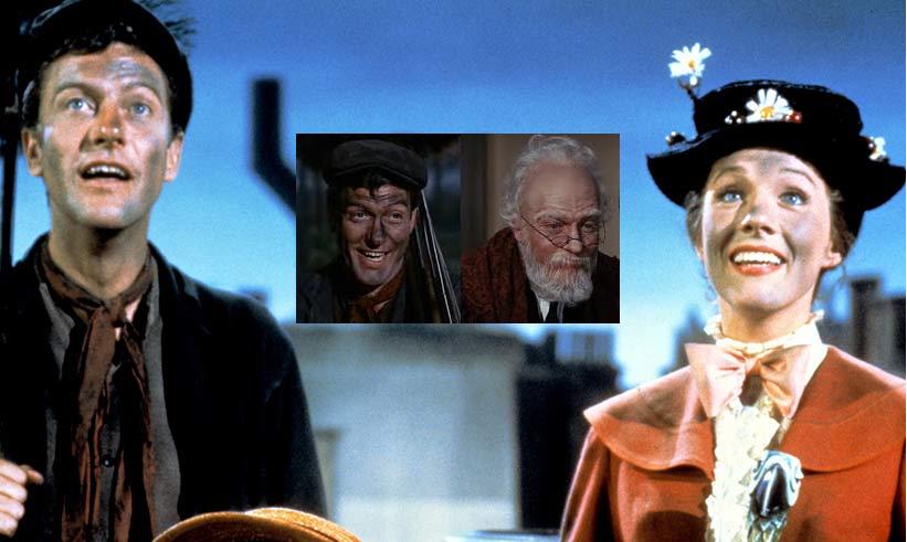 A still of Hollywood Actor Dick Van Dyke